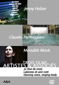 Dvd Jenny Holzer - Claudio Parmiggiani