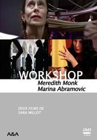Dvd Meredith Monk - Marina Abramovic